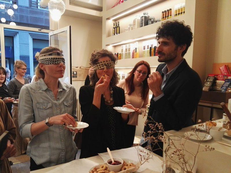 Marco Bianchi blind taste Dal Gusto - maggio 2017