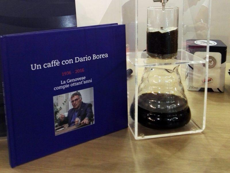 Un caffe con Dario Borea - La Genovese compie 80 anni