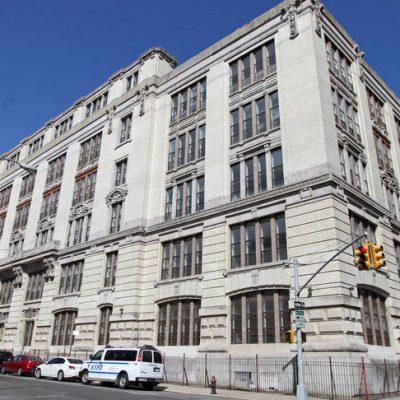 Madison Jackson building